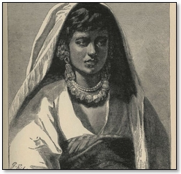 An Egyptian Woman